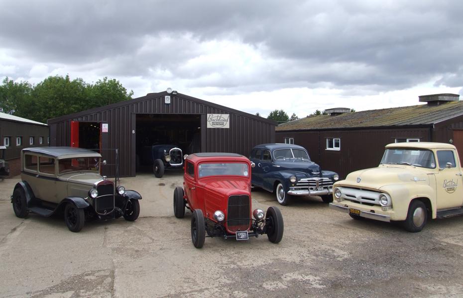 Buckland Automotive Custom Car & Fabrication Experts Tel